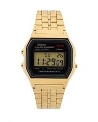 Мужские золотые часы от CASIO