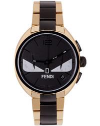 Женские золотые часы от Fendi