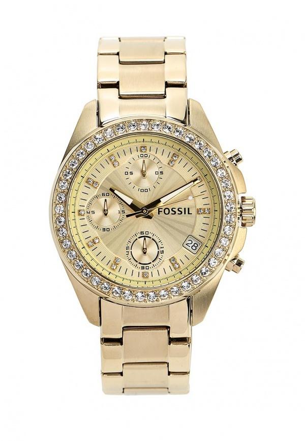 Женские золотые часы от Fossil   Где купить и с чем носить 1dd83ae7dd8