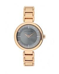 Женские золотые часы от French Connection