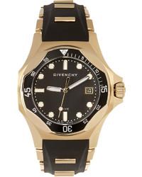 Мужские золотые часы от Givenchy