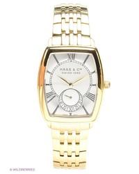 Мужские золотые часы от HAAS & Cie