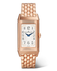 Женские золотые часы от Jaeger-LeCoultre