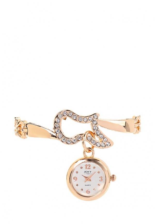 Женские золотые часы от JK by Jacky Time