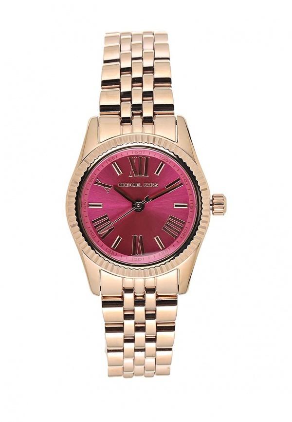 Женские золотые часы от Michael Kors
