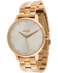 Женские золотые часы от Nixon