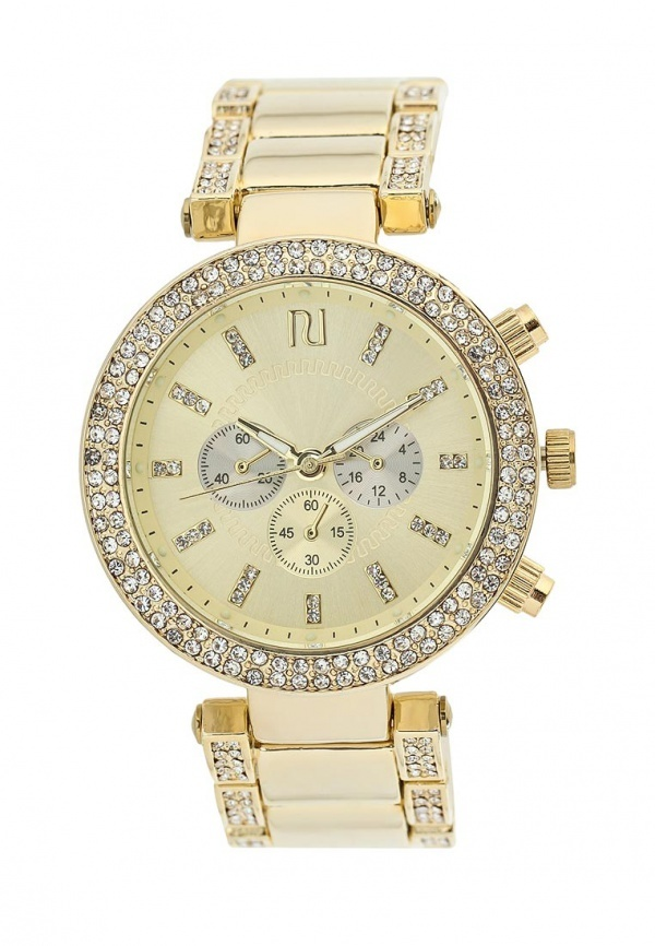 Женские золотые часы от River Island   Где купить и с чем носить 5f112a96915