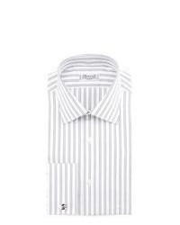 классическая рубашка в вертикальную полоску original 358923