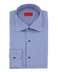 классическая рубашка в мелкую клетку original 358929