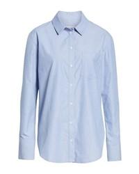 Топсайдеры и классическая рубашка — хороший выбор, если ты хочешь создать непринужденный, но в то же время стильный образ.