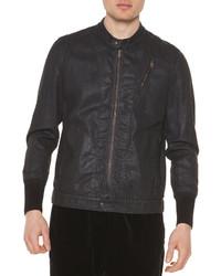 кожаная джинсовая куртка original 10162593