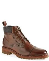 кожаные ботинки броги original 6703439
