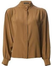 блузка с длинным рукавом medium 75004