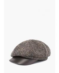 Мужская коричневая кепка от Antar