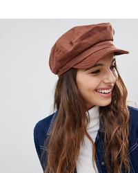 Женская коричневая кепка от Brixton