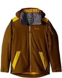 Коричневая куртка