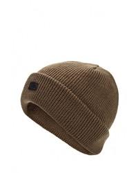 Мужская коричневая шапка от Napapijri