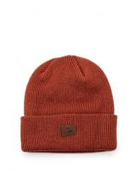 Мужская коричневая шапка от Quiksilver