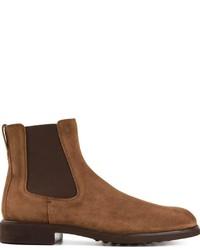 коричневые ботинки челси original 1951089