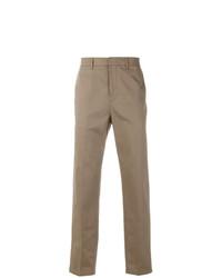 Коричневые брюки чинос от Golden Goose Deluxe Brand