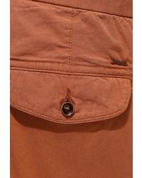 Коричневые брюки чинос от Lee Cooper
