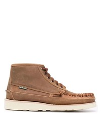 Мужские коричневые замшевые повседневные ботинки от Sebago