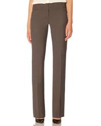 Женские коричневые классические брюки от The Limited