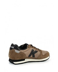 Мужские коричневые кроссовки от Kelme
