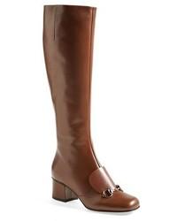 коричневые сапоги original 1549005