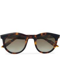 Мужские коричневые солнцезащитные очки от Kirk Originals