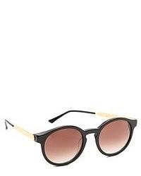 Женские коричневые солнцезащитные очки от Thierry Lasry