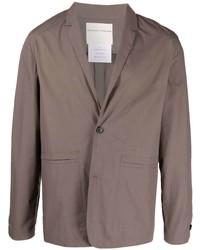 Мужской коричневый пиджак от Stephan Schneider