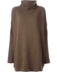 свободный свитер medium 148323
