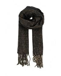 Мужской коричневый шарф от Topman