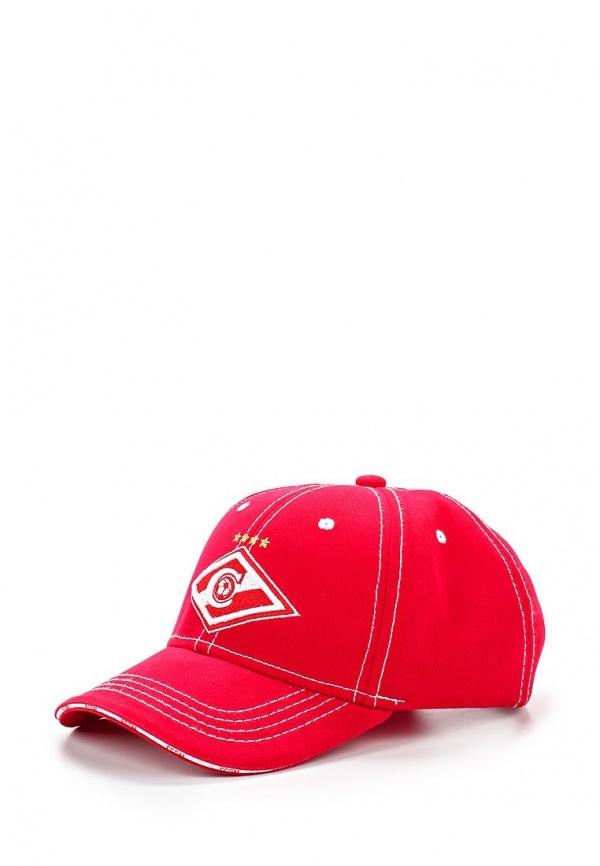 Мужская красная бейсболка с принтом от Atributika & Club™