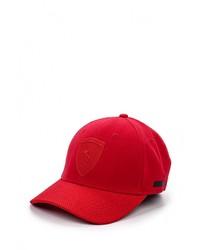 Мужская красная бейсболка от Puma