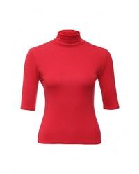 Женская красная водолазка от Influence