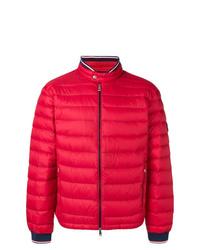 Мужская красная куртка-пуховик от Polo Ralph Lauren