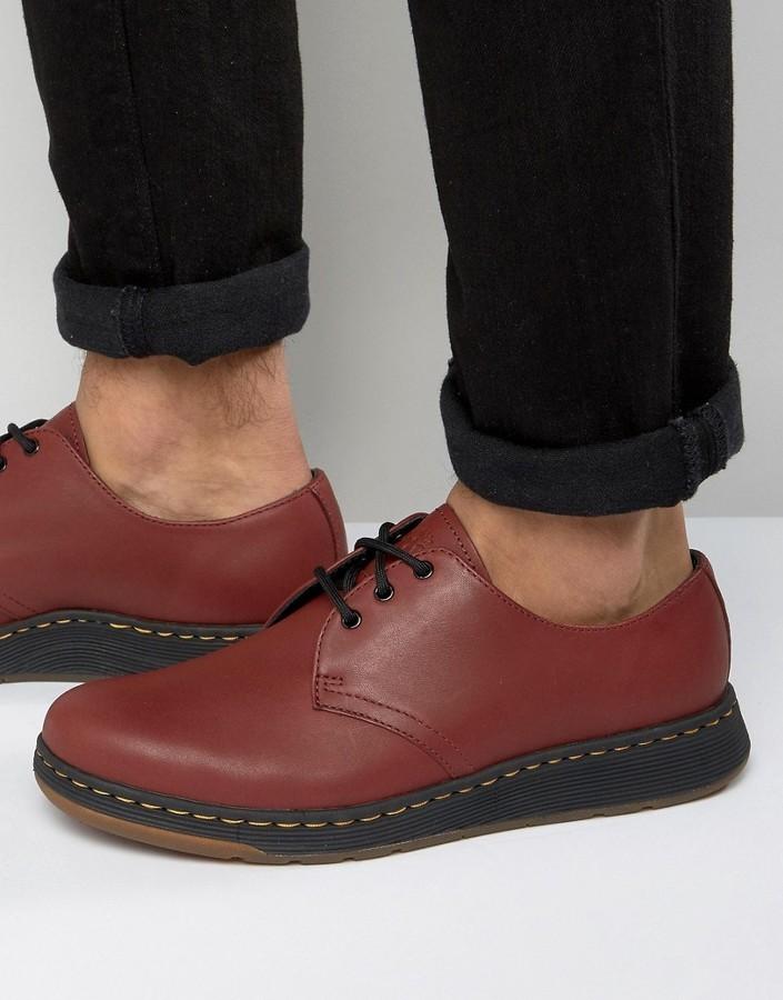 ... Мужская красная обувь от Dr. Martens ... ac10c44541b48