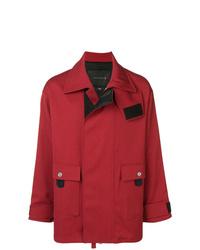 Красная полевая куртка от Mackintosh 0004
