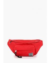 Красная поясная сумка из плотной ткани от Befree