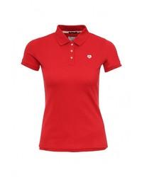 Женская красная рубашка поло от Alcott