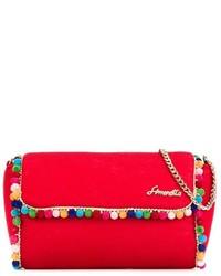 Детская красная сумка для девочке от Simonetta
