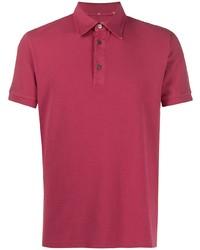 Мужская красная футболка-поло от Ballantyne
