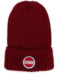 Детская красная шапка для девочке