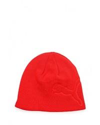 Мужская красная шапка от Puma