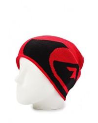Мужская красная шапка от Quiksilver