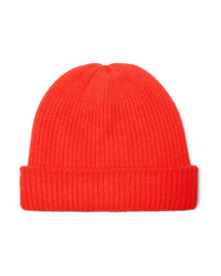 Женская красная шапка от The Elder Statesman