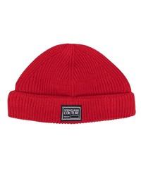 Мужская красная шапка от VERSACE JEANS COUTURE