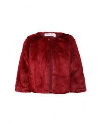 Красная шуба от Fontana 2.0